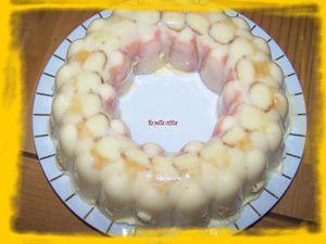 Dessert couronne «Lulu»