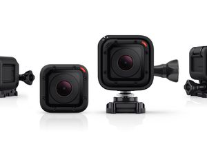 GoPro : Nouvelle HERO 4 session