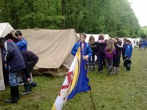 Les guides et scouts de France