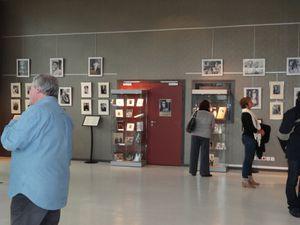 Exposition &quot&#x3B;Etoiles du cinéma français, des années 50 aux années 80&quot&#x3B;