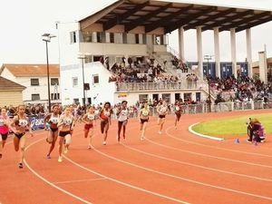 Un beau 32ème meeting d'athlétisme