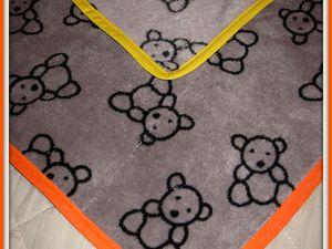 2015.01.25 - Plaid coton, molleton, polaire - Plaids doucette imprimée et biaisée
