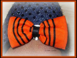 2014.08.02 - Clip noeuds de chaussures en coton wax