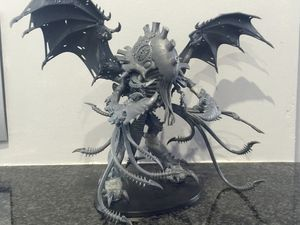 Tyranid Hive Queen conversion update