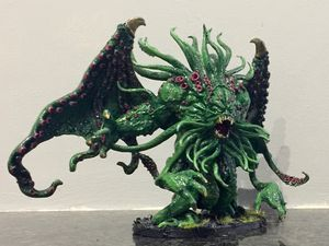 Cthulhu, Pride from The Others, seven sins