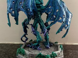 Cthulhu from Go Native Toys