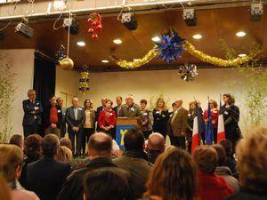 Discours des voeux 2016 du maire et du Conseil municipal