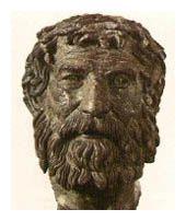 Dans l'ordre Xénophane,  Parménide, Zénon d'Elée et Empédocle