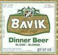 BROUWERIJ BAVIK (Flandre Occidentale)