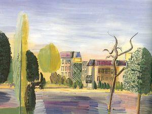 Les paysages de Raoul Dufy