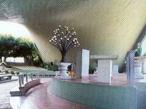 Chapelle de Lomas de Cuernavaca