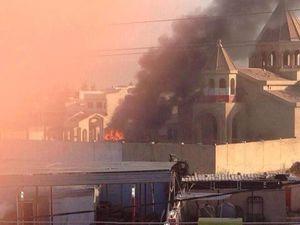 IRAK : Mgr Amel Shimon Nona, archevêque chaldéen de Mossoul « il ne reste probablement plus aucun chrétien à Mossoul »