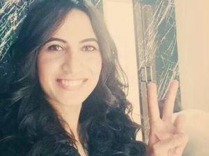 Mehmet Zakir Karabulut, 25 ans, étudiait la cartographie à l'université de Tokat&#x3B; il était comptable du HDP de la ville&#x3B; il a été inhumé à Bitlis. A droite Leyla Çiçek, 23 ans, membre du HDP de Tarsus.