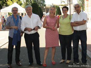 Joinville-le-Pont : Images d'une fête réussie