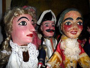 Marionnettes de Cédric suite....