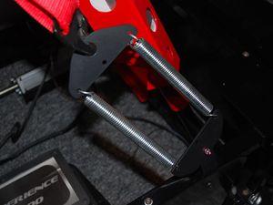 Rajoutez des effets à votre simulateur avec le Belt Tensionning kits de SR Hardware