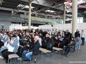 SIMRACING EXPO 2017 : Ma visite