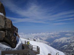 Chamonix Mont Blanc !