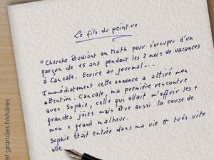 Le messie, un texte signé Louis Delville