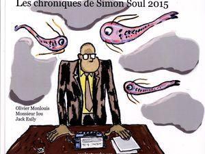 Les chroniques de Simon Soul 2015 (le livre)