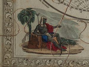 Atlas Lazard :le monde en 1829