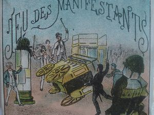 jeu des manifestants ( MD,JJF,NK,VW...)
