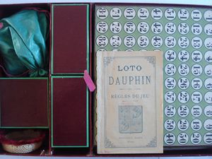 LOTO DAUPHIN