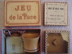 jeux JJF (b) des caisses de jeux réunis ou malles