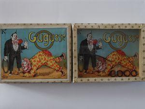la galerie de l'enfer , le clown Gugusse