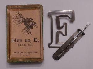 délivrez mon E, les trois inséparables,les mulets rigolos,la duplice et l'intraitable grand modèle