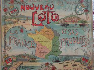 loto de la France et de ses produits chez NK Atlas