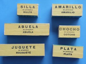 Apprenons les langues en jouant...