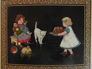 """loto aux mosaïques, vendu par le magasin """"au paradis des enfants"""""""
