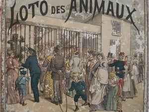 loto des animaux de MD