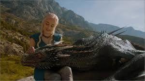 Coiffure de la Reine des Dragons : Game of thrones !