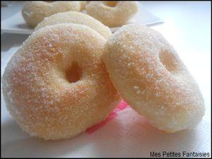 Petits beignets sucrés au four !