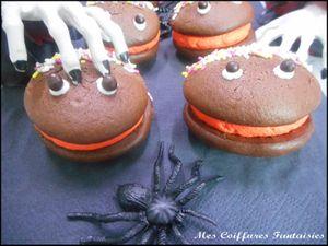 Whoopie d'Halloween + idées de recettes pour Halloween !