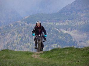 De magnifiques paysages, lorsque nous attaquons les dernières montées sur la crête, vers le Grothkopf.