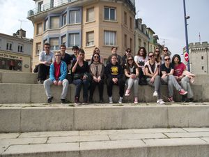 Echanges Verdun-Sarajevo avril 2014