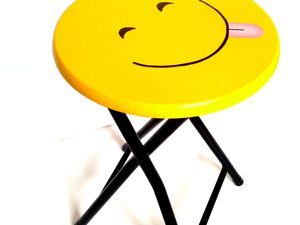© SophieLDesign, tabouret SMILE, 2016, 50€