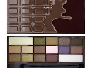 Les dupes de la Chocolate Bar, pas parfaits au niveau des couleurs mais au niveau présentation, on y est. Et j'aime bien les variétés de fards proposés.