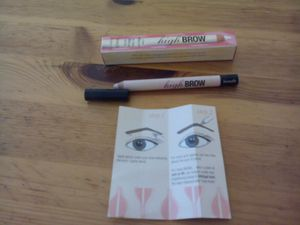 Le High Brow de Benefit, un top !