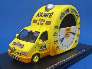 Perfex #215 Renault Master Ricore Tour de France 2008