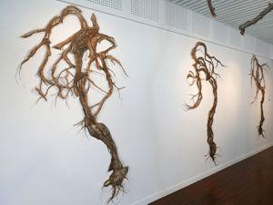 Installation Galerie La Source