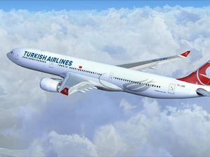 IST/MLE ~ vol de 8h05 avec Turkish Airlines