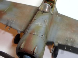 Curtiss H75 Hawk - Smer - 1/72