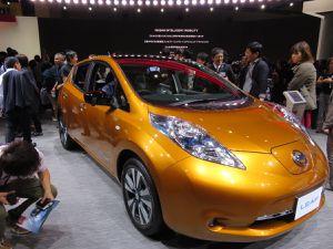 Tokyo Motor Show: IDS Concept, Leaf