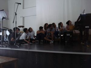 Final dissemination meeting for Music School of Volos