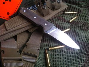 Combat Knife Special Forces compact