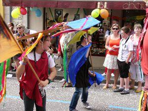 Carnaval de LANDIVISIAU 2014, GWA KA TAM